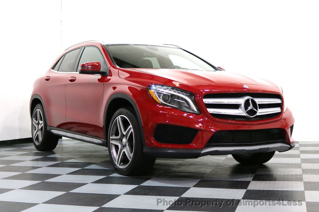 2015 used mercedes benz certified gla250 4matic amg sport for 2015 mercedes benz gla250 4matic for sale