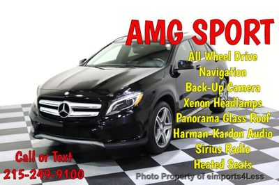 2015 Mercedes-Benz GLA