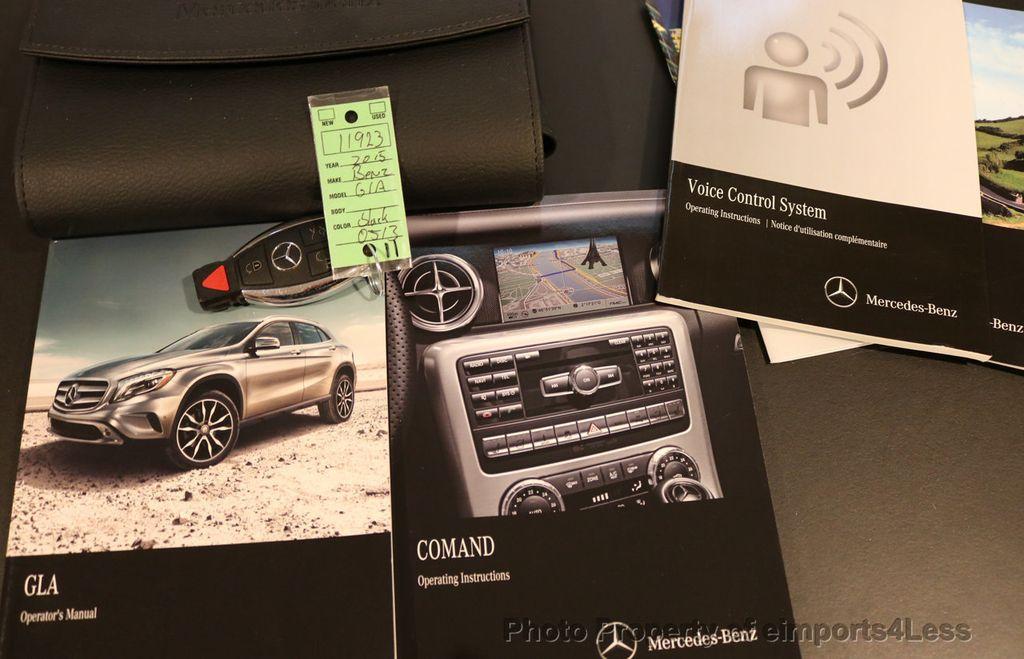 2015 Mercedes-Benz GLA CERTIFIED GLA250 4Matic AMG SPORT AWD XENON CAM NAV - 17270727 - 31