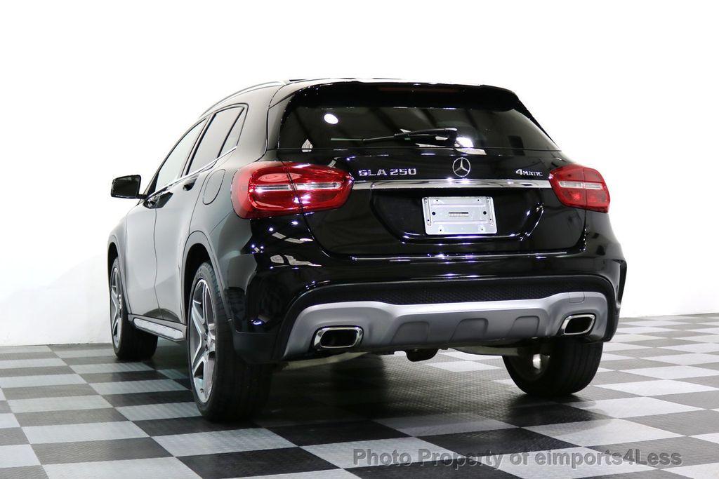 2015 Mercedes-Benz GLA CERTIFIED GLA250 4Matic AMG SPORT AWD XENON CAM NAV - 17270727 - 44