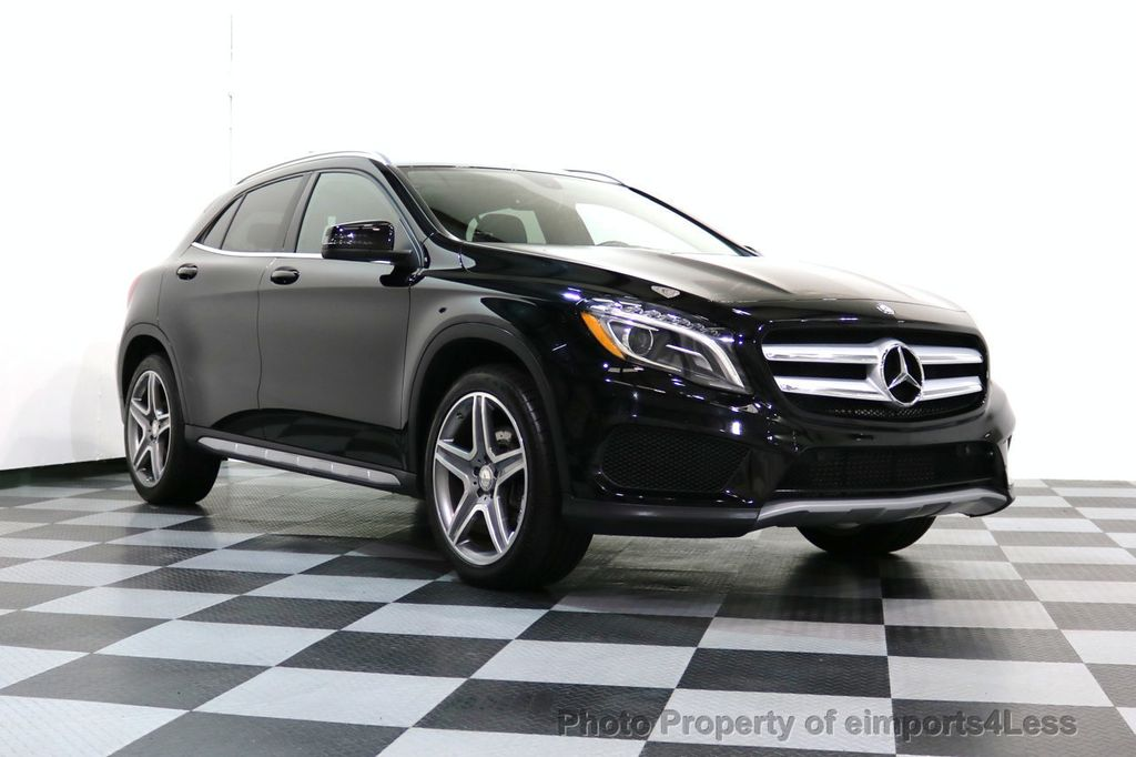 2015 Mercedes-Benz GLA CERTIFIED GLA250 4Matic AMG SPORT AWD XENON CAM NAV - 17270727 - 46