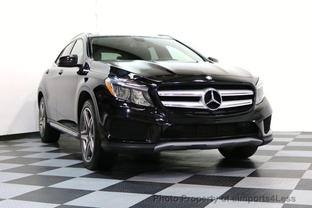 2015 Mercedes-Benz GLA CERTIFIED GLA250 4Matic AMG Sport BLIND SPOT CAM NAVI - 17270733 - 13