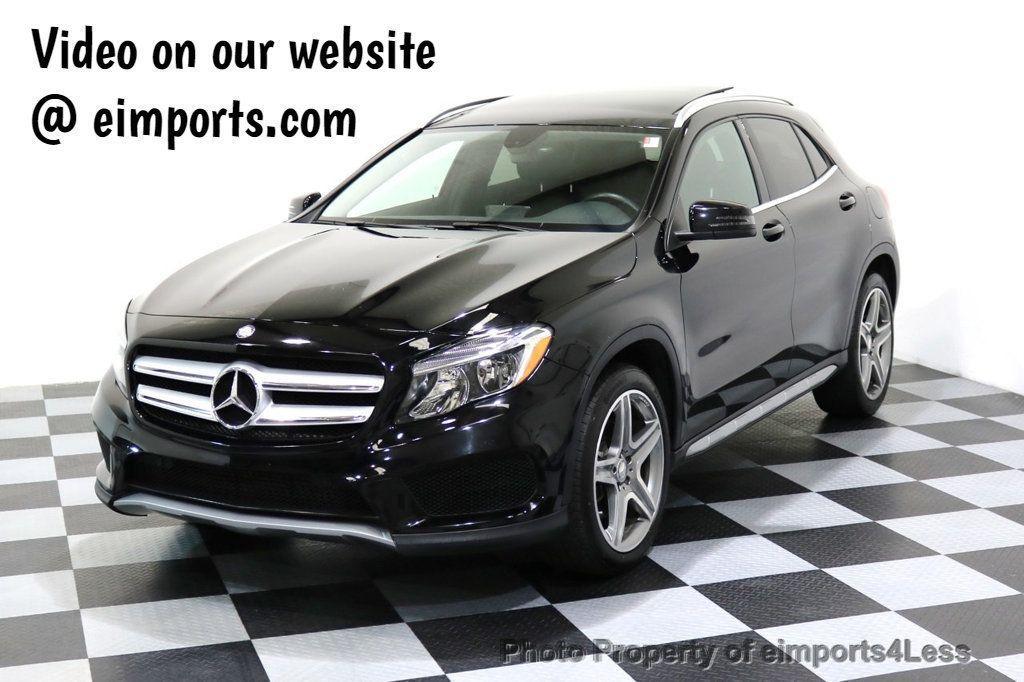 2015 Mercedes-Benz GLA CERTIFIED GLA250 4Matic AMG Sport BLIND SPOT CAM NAVI - 17270733 - 23