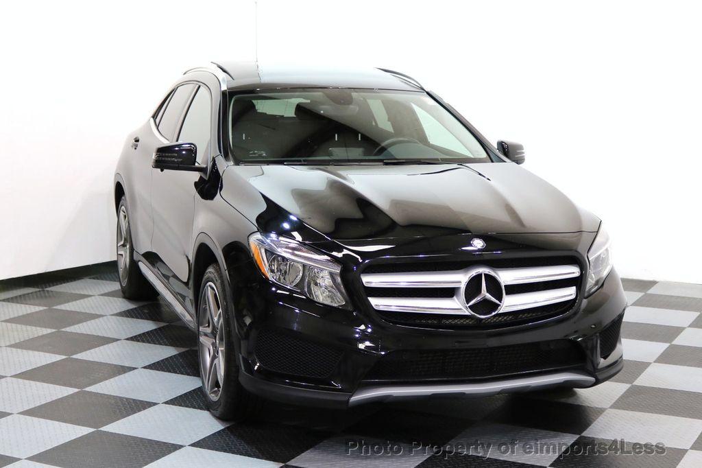 2015 Mercedes-Benz GLA CERTIFIED GLA250 4Matic AMG Sport BLIND SPOT CAM NAVI - 17270733 - 26