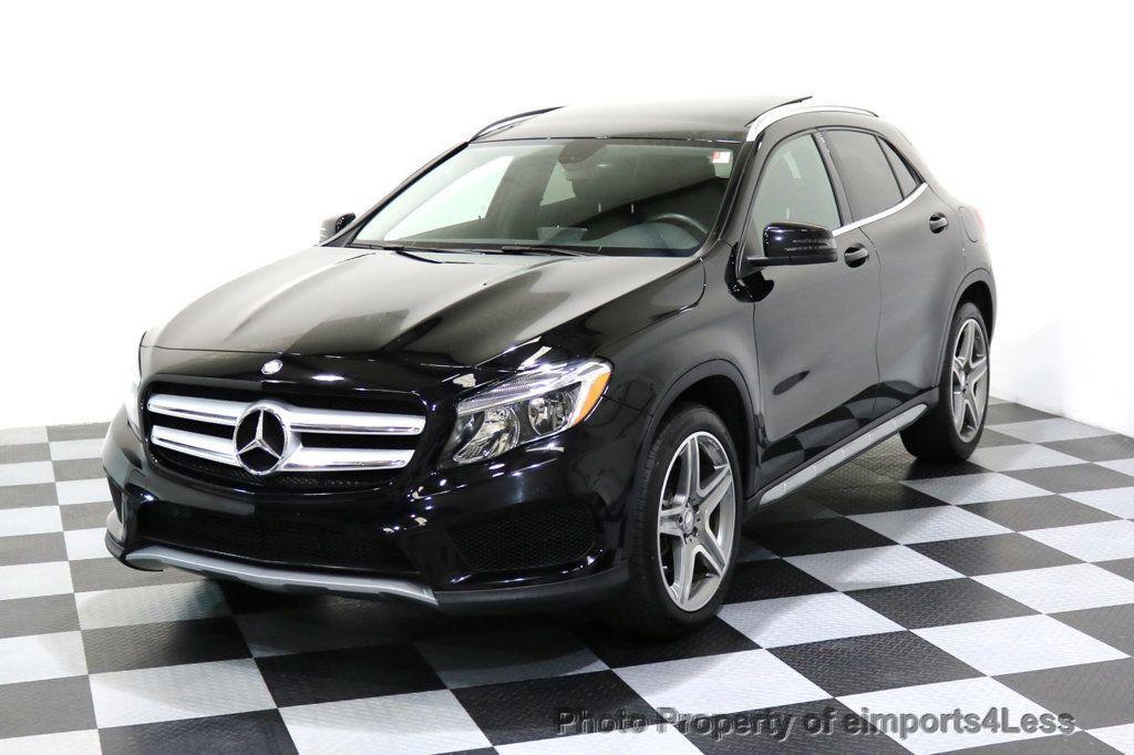 2015 Mercedes-Benz GLA CERTIFIED GLA250 4Matic AMG Sport BLIND SPOT CAM NAVI - 17270733 - 47