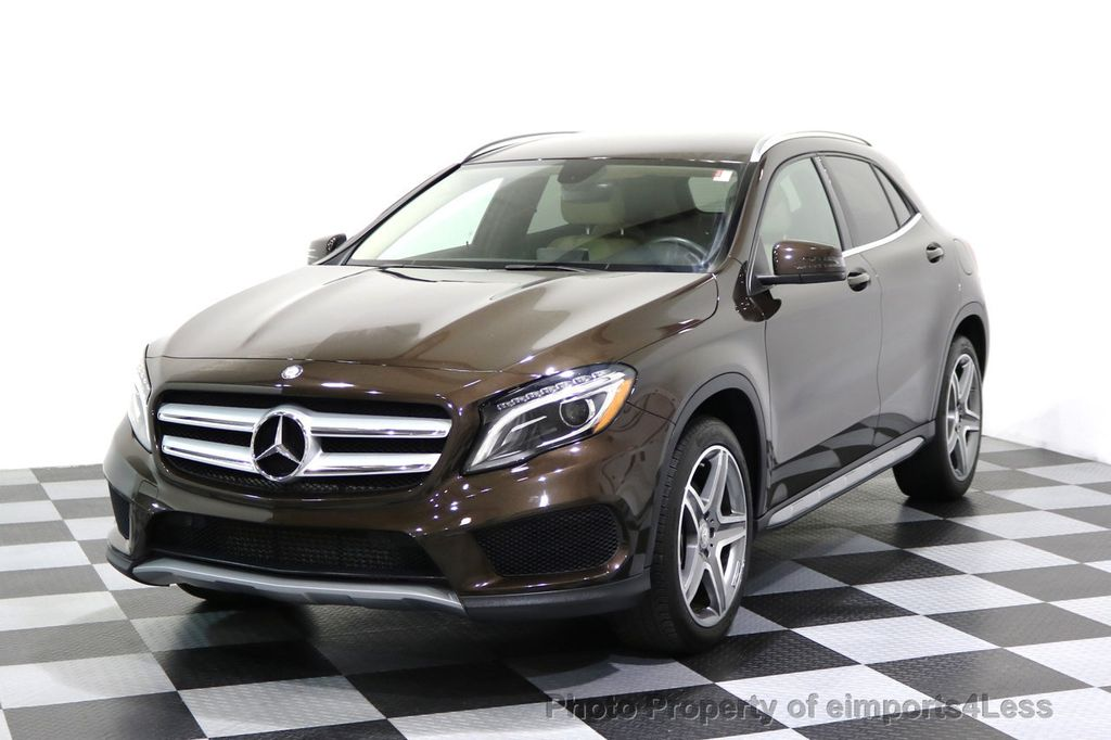 2015 Mercedes-Benz GLA CERTIFIED GLA250 4Matic AMG Sport Package AWD CAM NAV - 17179680 - 0