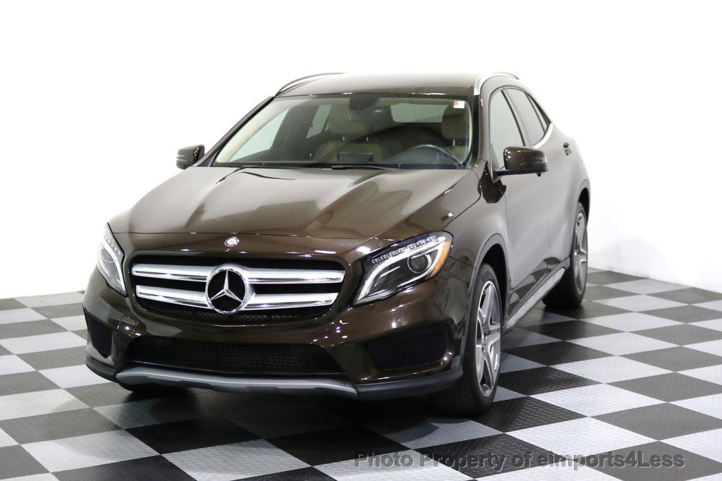 2015 Mercedes-Benz GLA CERTIFIED GLA250 4Matic AMG Sport Package AWD CAM NAV - 17179680 - 13