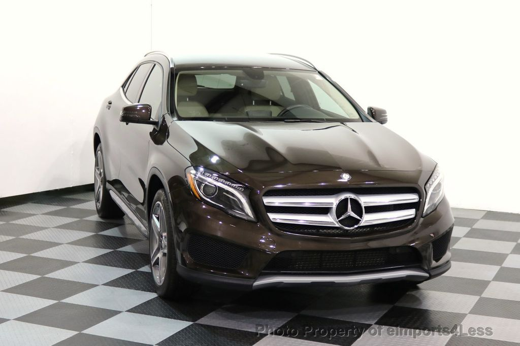 2015 Mercedes-Benz GLA CERTIFIED GLA250 4Matic AMG Sport Package AWD CAM NAV - 17179680 - 14