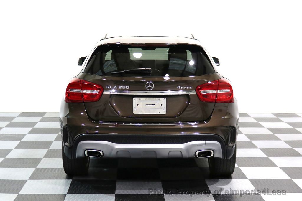 2015 Mercedes-Benz GLA CERTIFIED GLA250 4Matic AMG Sport Package AWD CAM NAV - 17179680 - 16
