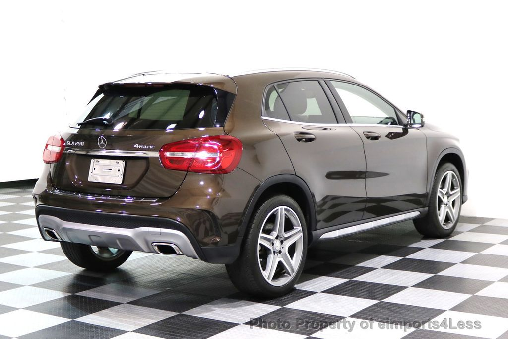 2015 Mercedes-Benz GLA CERTIFIED GLA250 4Matic AMG Sport Package AWD CAM NAV - 17179680 - 17