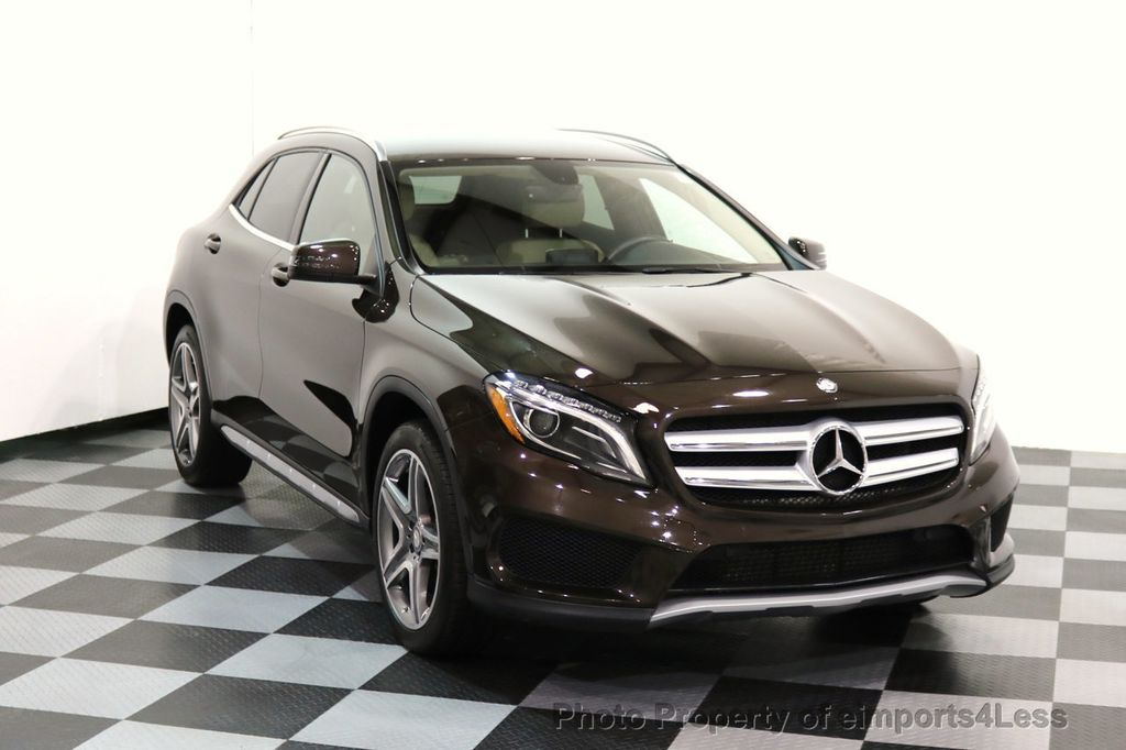 2015 Mercedes-Benz GLA CERTIFIED GLA250 4Matic AMG Sport Package AWD CAM NAV - 17179680 - 1