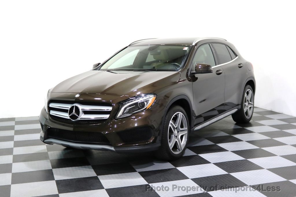 2015 Mercedes-Benz GLA CERTIFIED GLA250 4Matic AMG Sport Package AWD CAM NAV - 17179680 - 28