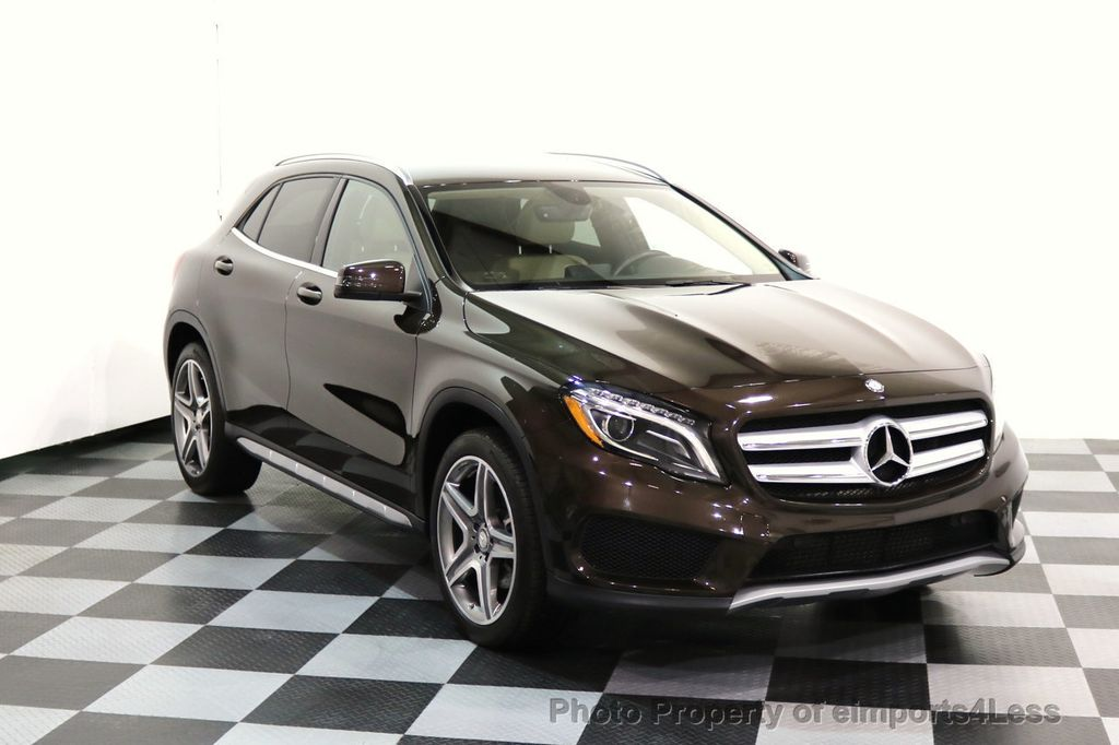 2015 used mercedes benz certified gla250 4matic amg sport package awd cam nav at eimports4less. Black Bedroom Furniture Sets. Home Design Ideas