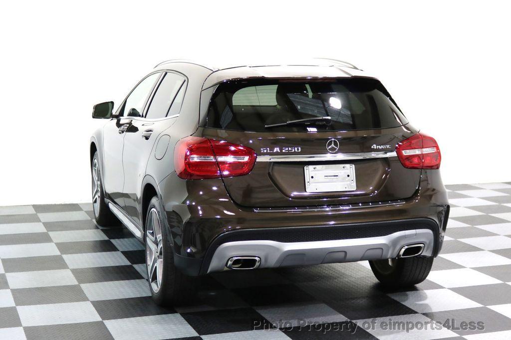 2015 Mercedes-Benz GLA CERTIFIED GLA250 4Matic AMG Sport Package AWD CAM NAV - 17179680 - 30