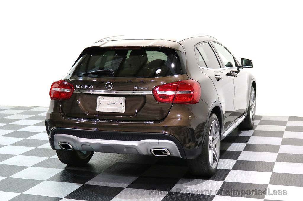 2015 Mercedes-Benz GLA CERTIFIED GLA250 4Matic AMG Sport Package AWD CAM NAV - 17179680 - 32