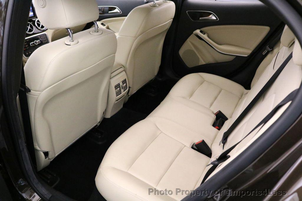 2015 Mercedes-Benz GLA CERTIFIED GLA250 4Matic AMG Sport Package AWD CAM NAV - 17179680 - 39
