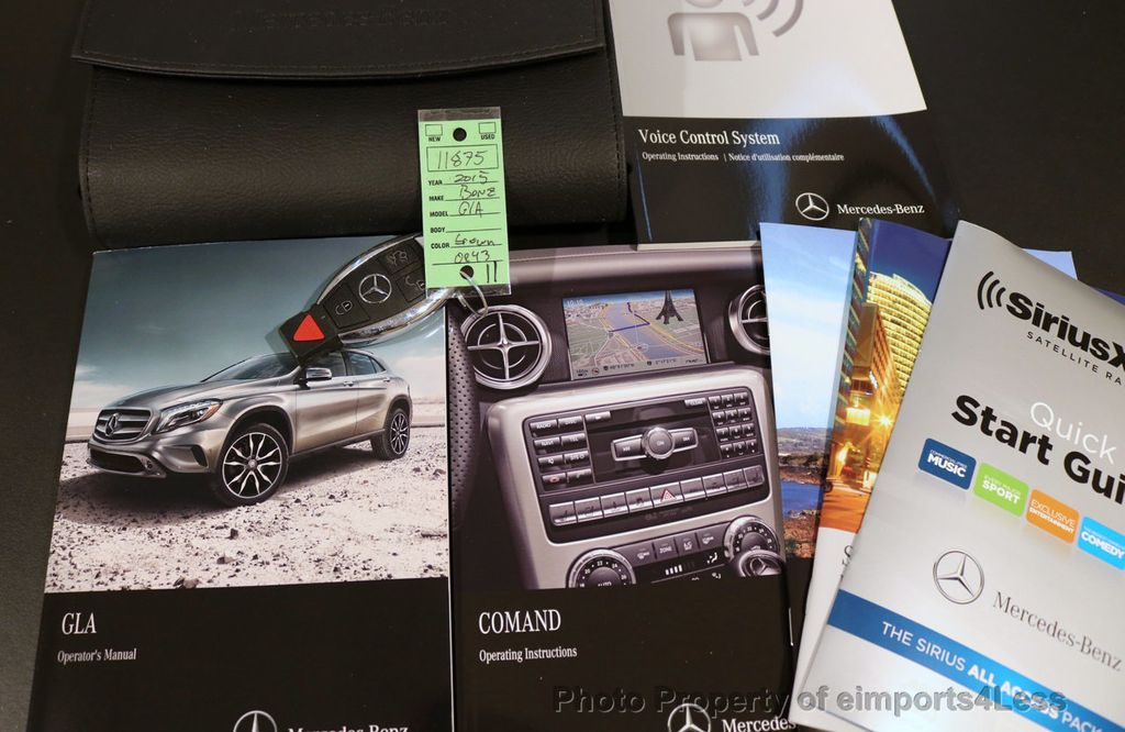 2015 Mercedes-Benz GLA CERTIFIED GLA250 4Matic AMG Sport Package AWD CAM NAV - 17179680 - 41