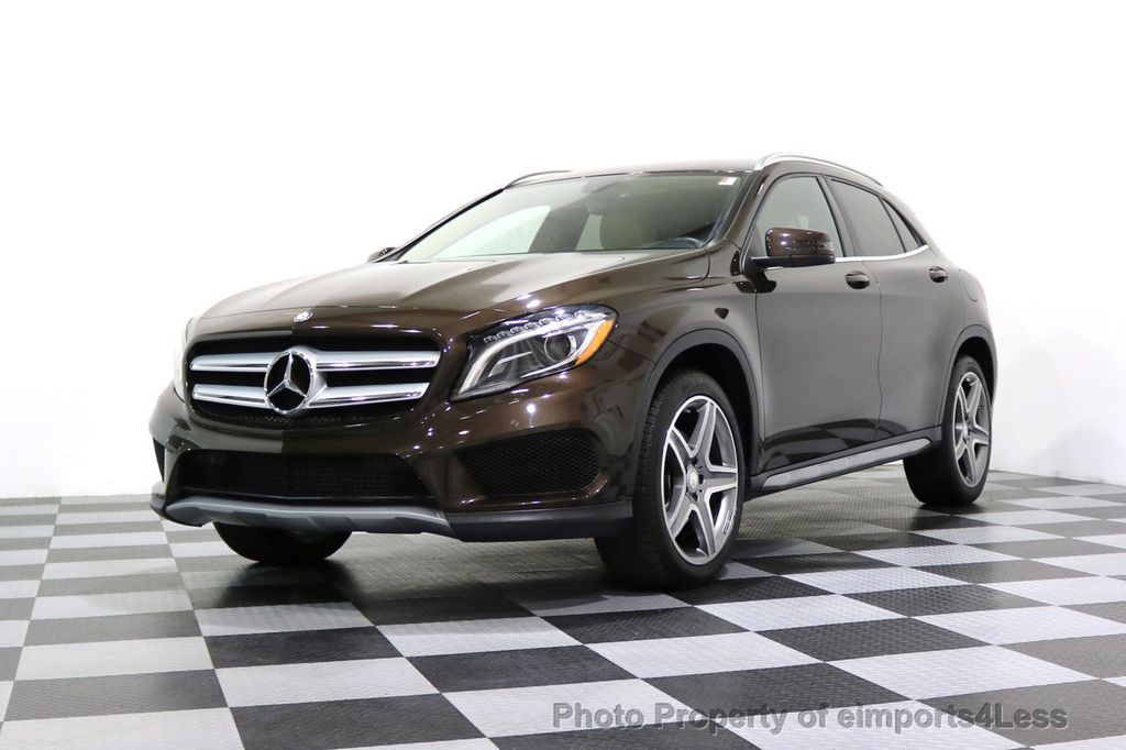 2015 Mercedes-Benz GLA CERTIFIED GLA250 4Matic AMG Sport Package AWD CAM NAV - 17179680 - 44