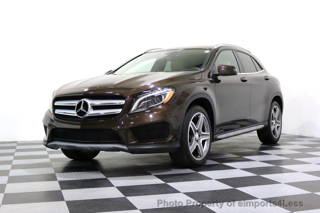 2015 Mercedes-Benz GLA CERTIFIED GLA250 4Matic AMG Sport Package AWD CAM NAV - 17179680 - 44