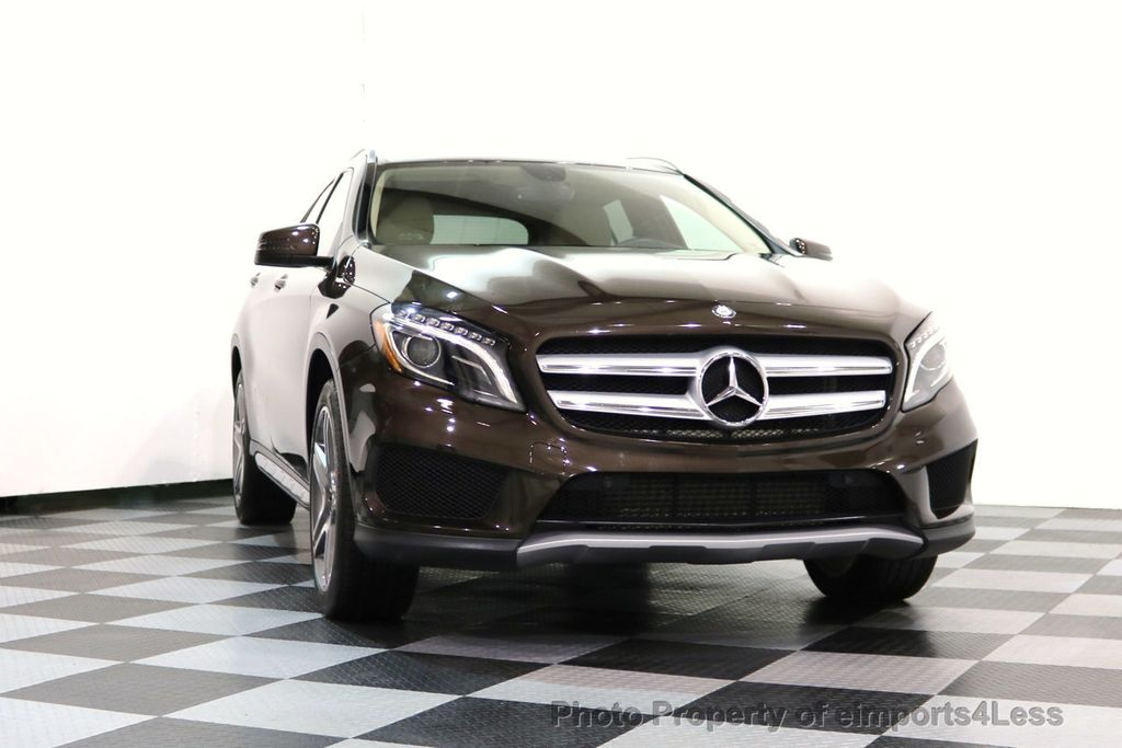 2015 Mercedes-Benz GLA CERTIFIED GLA250 4Matic AMG Sport Package AWD CAM NAV - 17179680 - 45