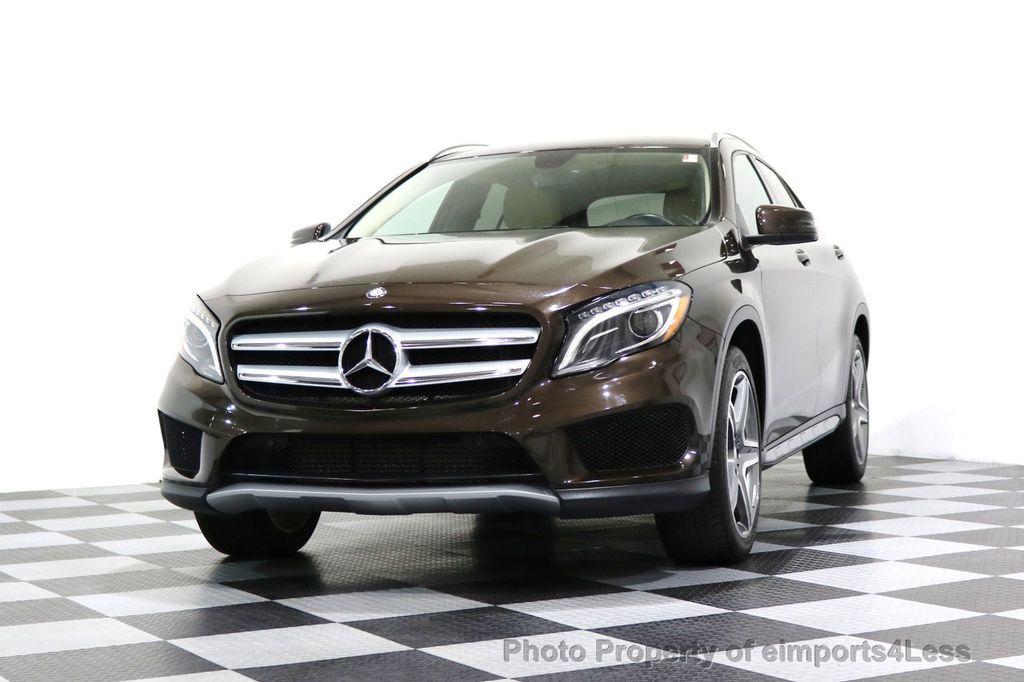 2015 Mercedes-Benz GLA CERTIFIED GLA250 4Matic AMG Sport Package AWD CAM NAV - 17179680 - 48
