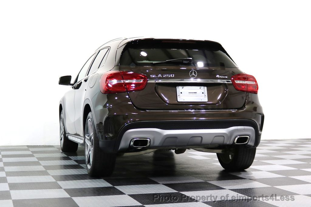 2015 Mercedes-Benz GLA CERTIFIED GLA250 4Matic AMG Sport Package AWD CAM NAV - 17179680 - 49