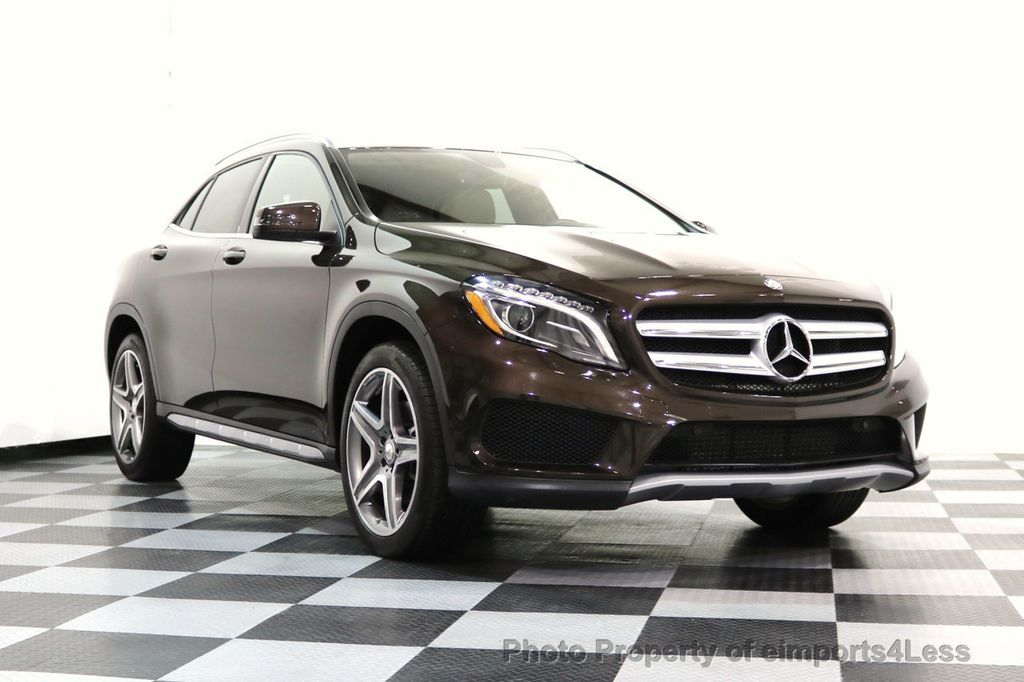 2015 Mercedes-Benz GLA CERTIFIED GLA250 4Matic AMG Sport Package AWD CAM NAV - 17179680 - 51