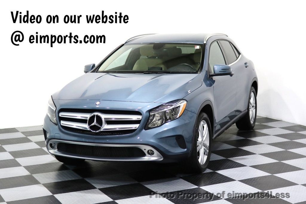 2015 Mercedes-Benz GLA CERTIFIED GLA250 4Matic AWD CAMERA HK NAVI - 17179684 - 0
