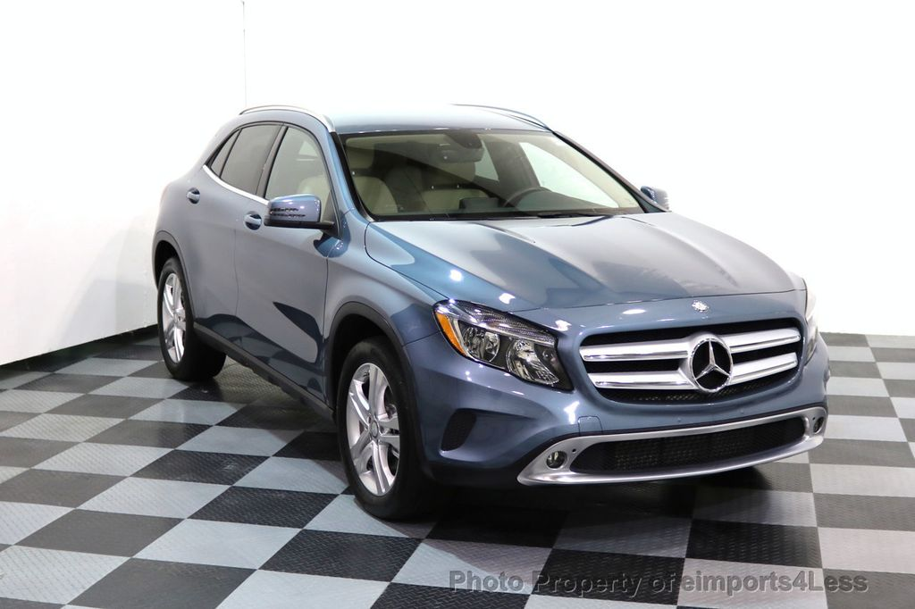 2015 Mercedes-Benz GLA CERTIFIED GLA250 4Matic AWD CAMERA HK NAVI - 17179684 - 1