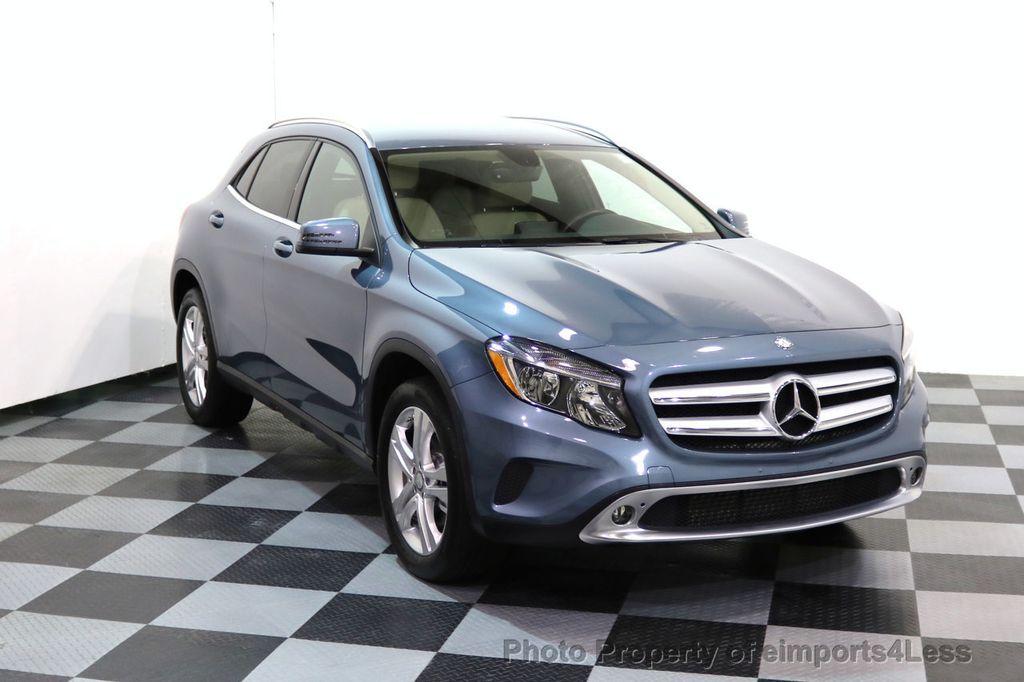 2015 Mercedes-Benz GLA CERTIFIED GLA250 4Matic AWD CAMERA HK NAVI - 17179684 - 1