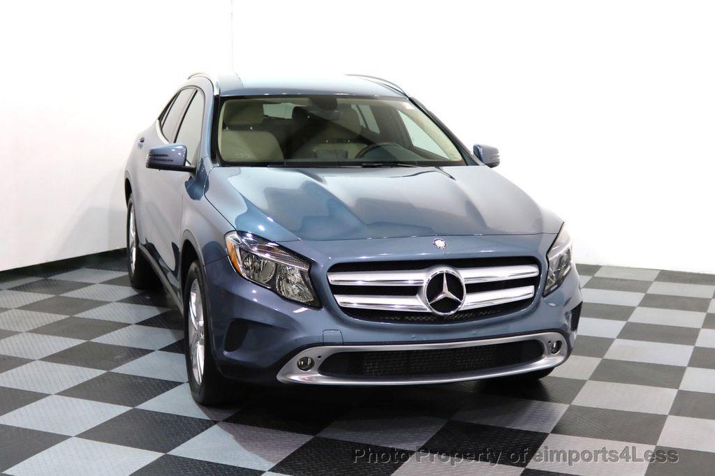 2015 Mercedes-Benz GLA CERTIFIED GLA250 4Matic AWD CAMERA HK NAVI - 17179684 - 27
