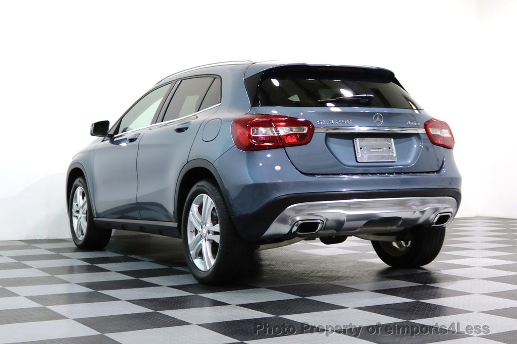 2015 Mercedes-Benz GLA CERTIFIED GLA250 4Matic AWD CAMERA HK NAVI - 17179684 - 28