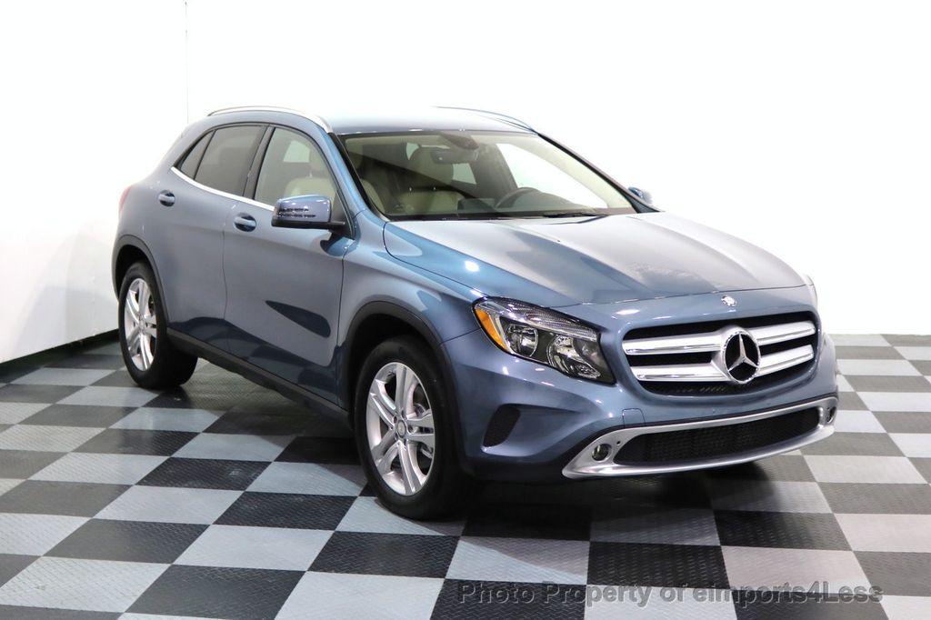 2015 Mercedes-Benz GLA CERTIFIED GLA250 4Matic AWD CAMERA HK NAVI - 17179684 - 40