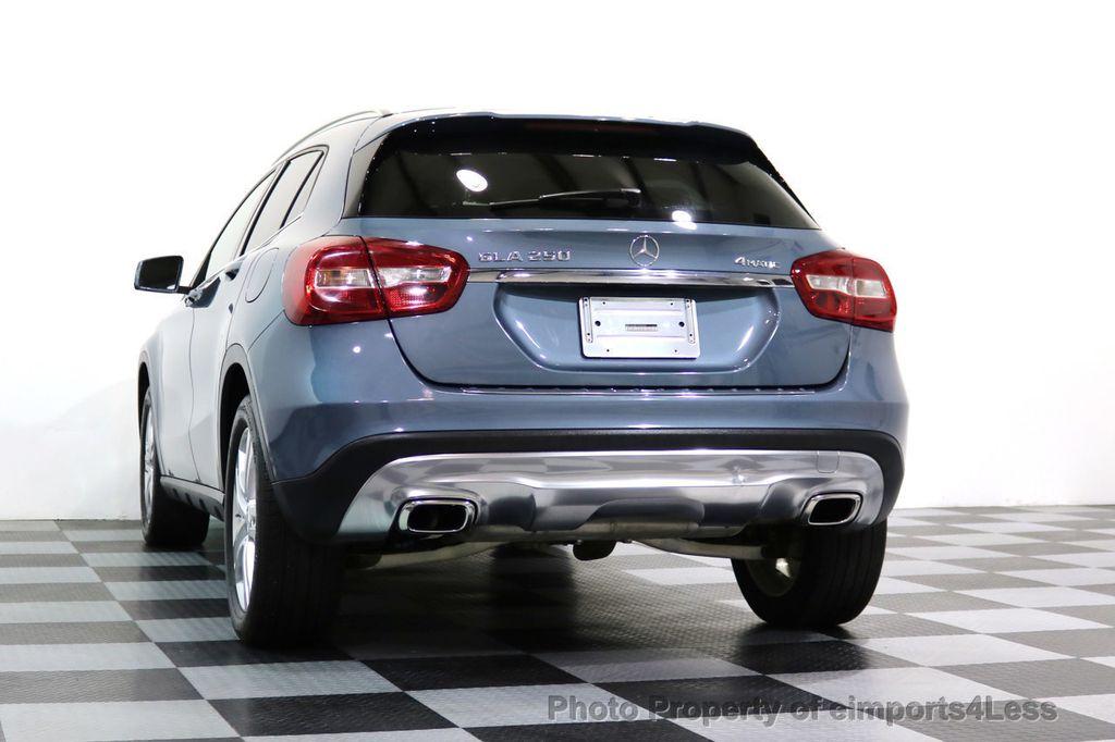 2015 Mercedes-Benz GLA CERTIFIED GLA250 4Matic AWD CAMERA HK NAVI - 17179684 - 41