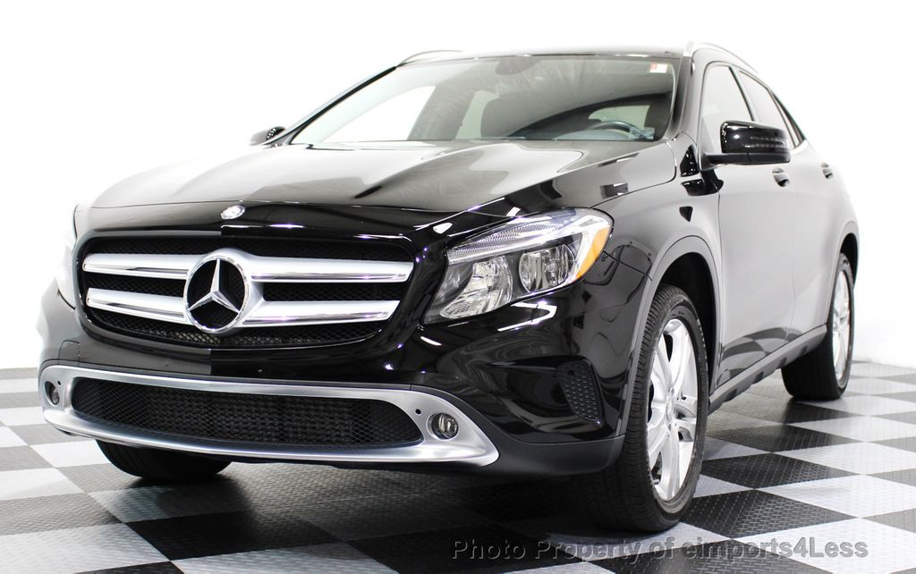 2015 Mercedes-Benz GLA CERTIFIED GLA250 4MATIC AWD CAMERA NAVIGATION - 16700224 - 13