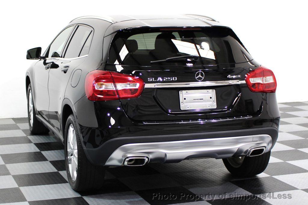 2015 Mercedes-Benz GLA CERTIFIED GLA250 4MATIC AWD CAMERA NAVIGATION - 16700224 - 15