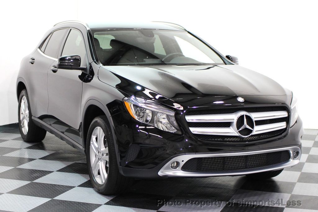 2015 Mercedes-Benz GLA CERTIFIED GLA250 4MATIC AWD CAMERA NAVIGATION - 16700224 - 1