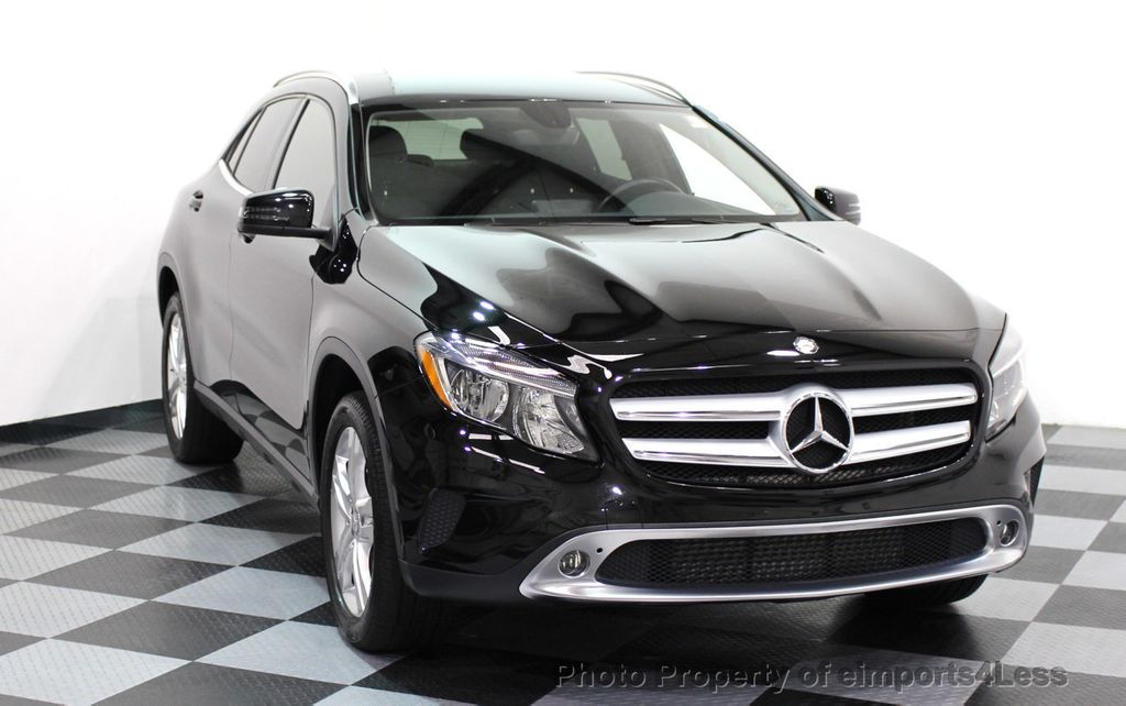 2015 Mercedes-Benz GLA CERTIFIED GLA250 4MATIC AWD CAMERA NAVIGATION - 16700224 - 24