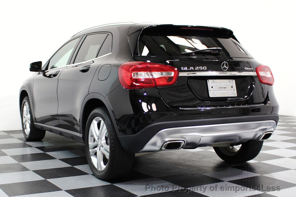 2015 Mercedes-Benz GLA CERTIFIED GLA250 4MATIC AWD CAMERA NAVIGATION - 16700224 - 25