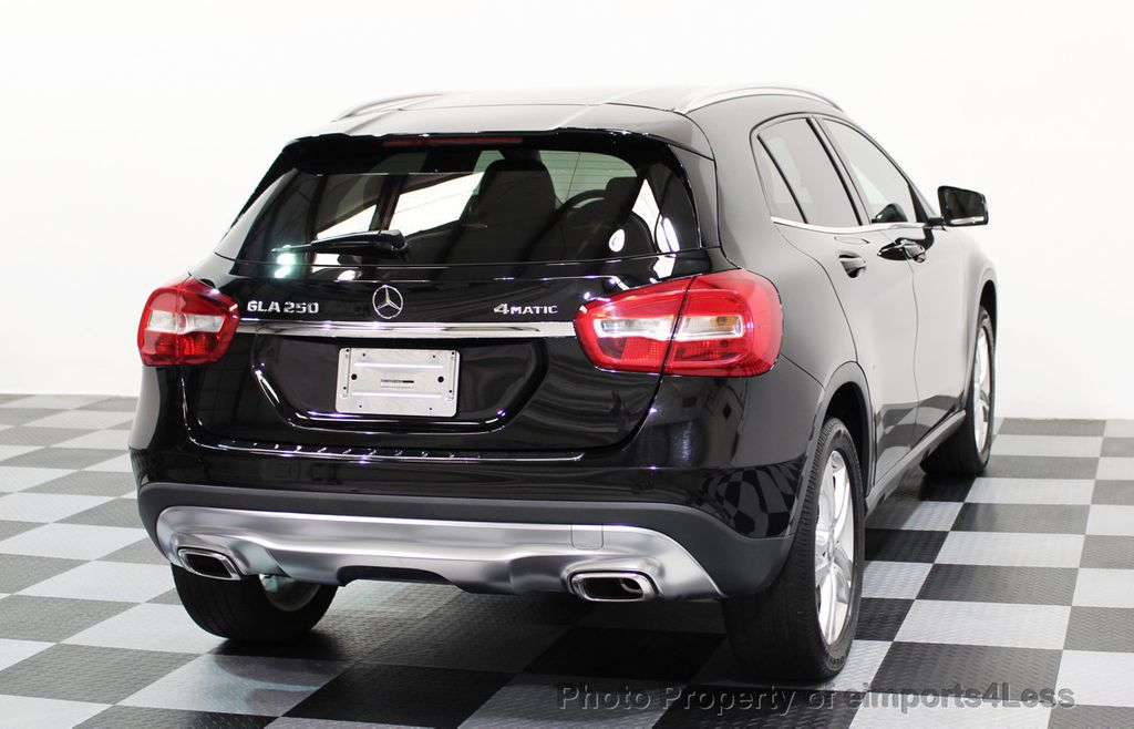 2015 Mercedes-Benz GLA CERTIFIED GLA250 4MATIC AWD CAMERA NAVIGATION - 16700224 - 27