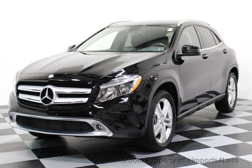 2015 Mercedes-Benz GLA CERTIFIED GLA250 4MATIC AWD CAMERA NAVIGATION - 16700224 - 34