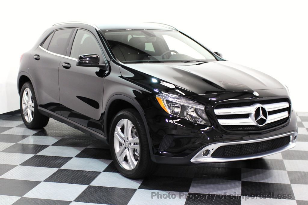 2015 Mercedes-Benz GLA CERTIFIED GLA250 4MATIC AWD CAMERA NAVIGATION - 16700224 - 35