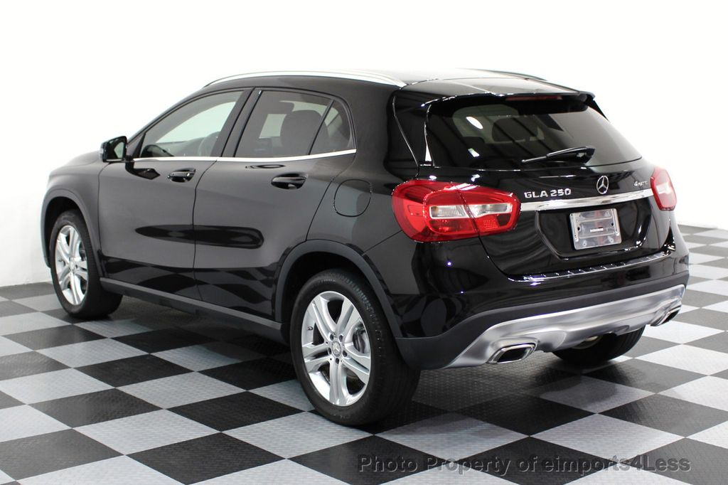 2015 Mercedes-Benz GLA CERTIFIED GLA250 4MATIC AWD CAMERA NAVIGATION - 16700224 - 36