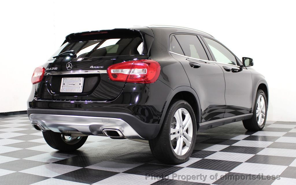 2015 Mercedes-Benz GLA CERTIFIED GLA250 4MATIC AWD CAMERA NAVIGATION - 16700224 - 37