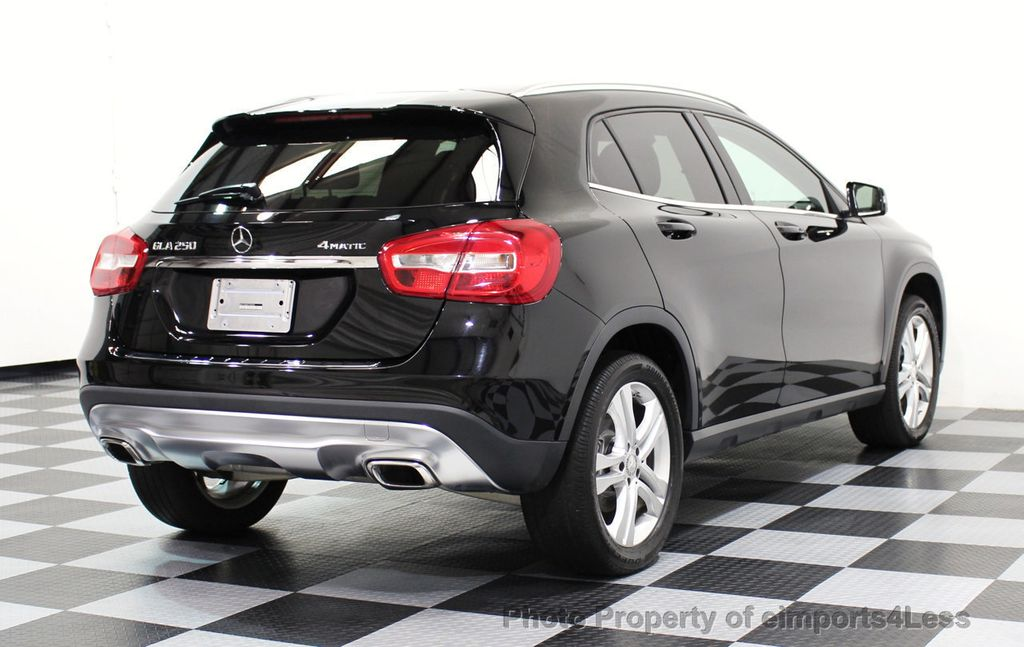 2015 Mercedes-Benz GLA CERTIFIED GLA250 4MATIC AWD CAMERA NAVIGATION - 16700224 - 3