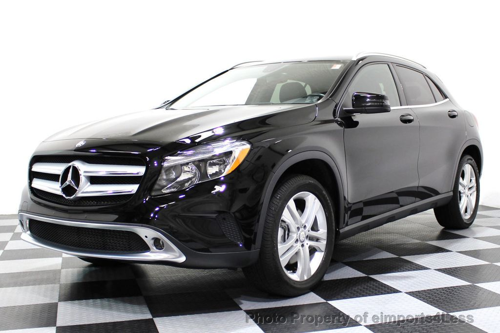2015 Mercedes-Benz GLA CERTIFIED GLA250 4MATIC AWD CAMERA NAVIGATION - 16700224 - 46