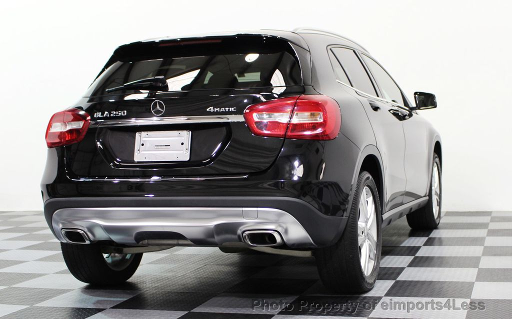 2015 Mercedes-Benz GLA CERTIFIED GLA250 4MATIC AWD CAMERA NAVIGATION - 16700224 - 49