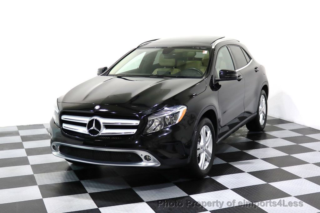 2015 Mercedes-Benz GLA CERTIFIED GLA250 4Matic AWD CAMERA PANO NAVIGATION - 17234264 - 0