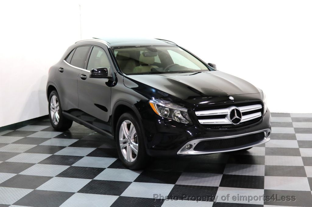 2015 Mercedes-Benz GLA CERTIFIED GLA250 4Matic AWD CAMERA PANO NAVIGATION - 17234264 - 13