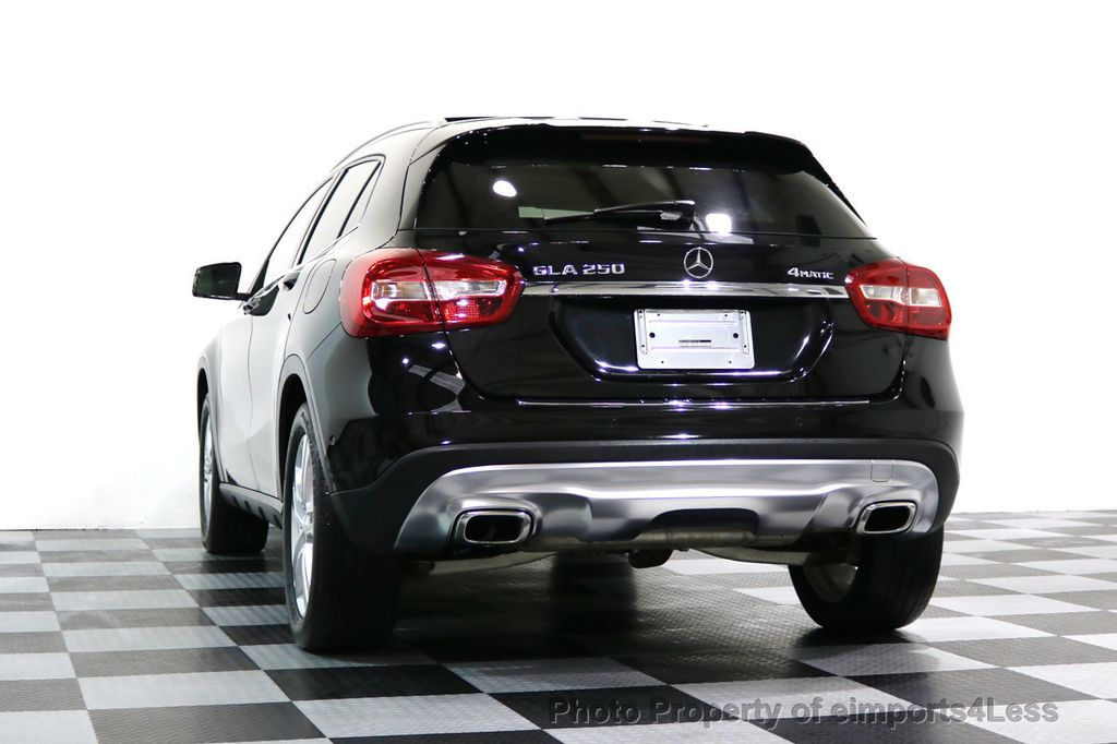 2015 Mercedes-Benz GLA CERTIFIED GLA250 4Matic AWD CAMERA PANO NAVIGATION - 17234264 - 14